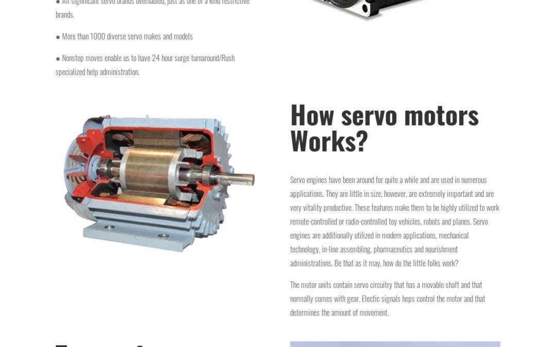 Global Servo Parts